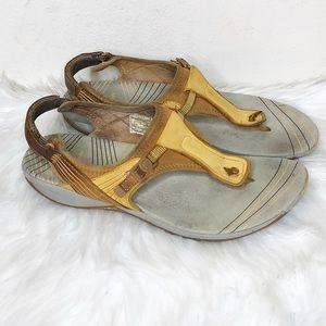 Merrell Daisy Ginger Slingback Sandals Vibram Sole